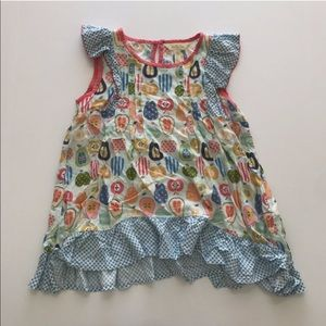 Matilda Jane fruit print tunic